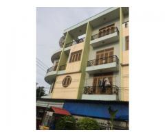Bác sĩ định cư Bán Nhà HXH đỗ cửa, Lê Hồng Phong, Phường 9, Quận 10, 4 Tầng, giá 7  tỷ MTG