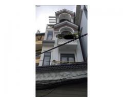 Mở nhà thuốc Bán gấp Nhà 131/13C Tô Hiến Thành, Phường 13, Quận 10, 45 m2, 3 Tầng, giá 7  tỷ MTG