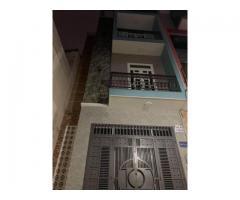 Sổ đỏ, chính chủ cần bán nhà 688/26/14 Tân kỳ Tân Quý, Bình Hưng Hoà, Bình Tân, TP Hồ Chí Minh