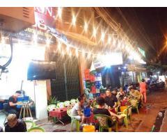 Sang nhượng quán nhậu Quận 7, Thành Phố Hồ Chí Minh