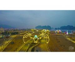 Bán đất nền ven biển vịnh Bái Tử Long Green Dragon City - Cẩm Phả - Quảng Ninh
