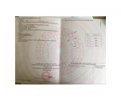 Chính chủ cần bán đất ở khu TTTM Phúc Sơn,  huyện Vĩnh Tường, tỉnh Vĩnh Phúc