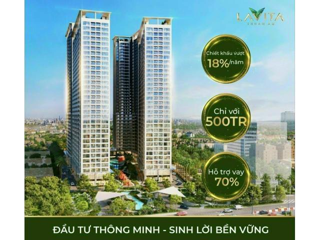 Lavita Thuận An chỉ 1.6 tỷ sở hữu ngay căn hộ resort 5 sao mặt tiền đường Nguyễn Thị Minh Khai.