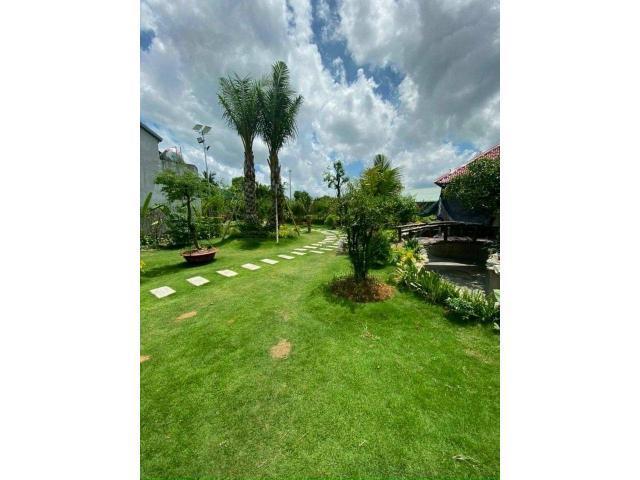 Đất vườn Xã Tân Phú Trung, H.Củ Chi, HCM giá rẻ nhất khu vực chỉ 850k/m2