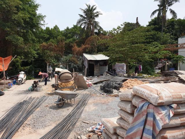 Bán đất hai mặt tiền Phường Thạnh Lộc, Quận 12 giá tốt cho nhà đàu tư