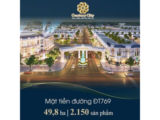 Bán đất nền sân bay Long Thành, 570 triệu/100 m2, CK 10 - 20 chỉ vàng, cam kết sinh lời 18%/năm
