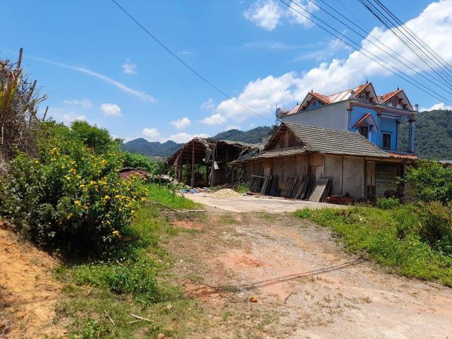 Bán đất Mộc Châu diện tích 600m2 đón sóng quy hoạch khu đô thị Lóng Sập